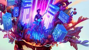 The Artful Escape review key art