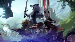 Image: League of Geeks, developers of Armello, are situated in The Arcade.