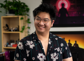 2D artist and illustrator Benjamin Ee tells us about how his skillset translates to game development.