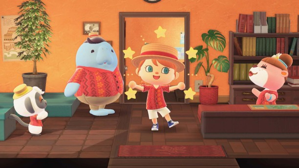 Animal Crossing New Horizons 2.0 and Happy Home Paradise were revealed