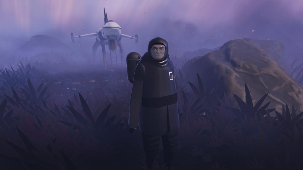 Jett: The Far Shore review screenshot