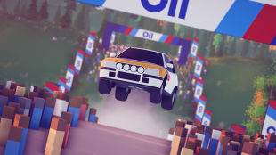 Art of Rally is just one of the darlings of the Australian games industry