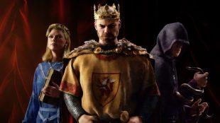 Crusader Kings 3, from Paradox Interactive