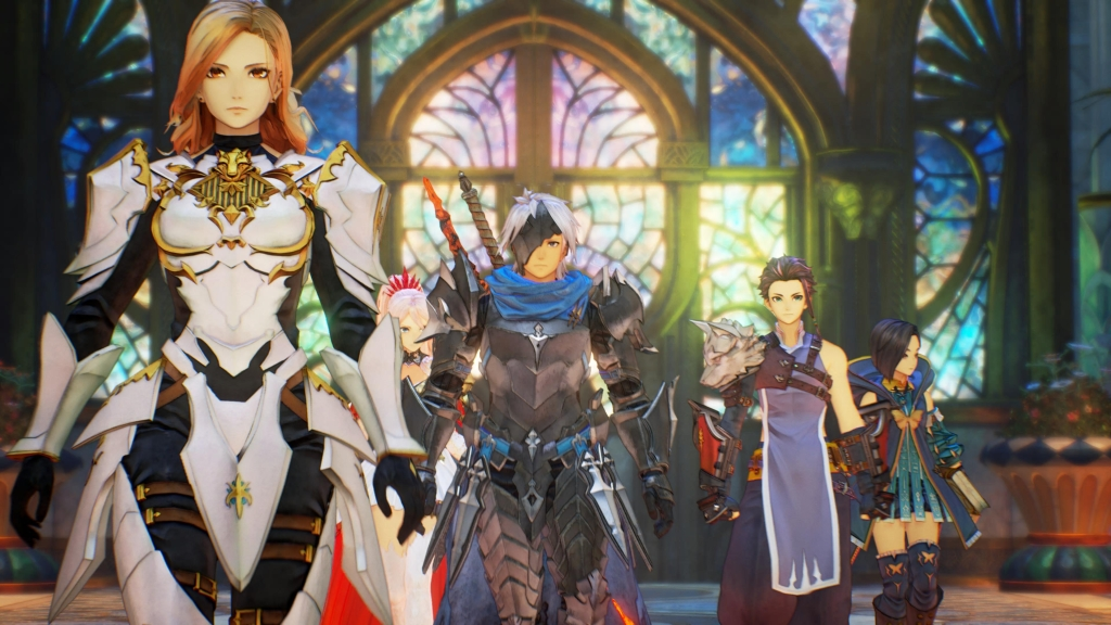 Tales of Arise review screenshot